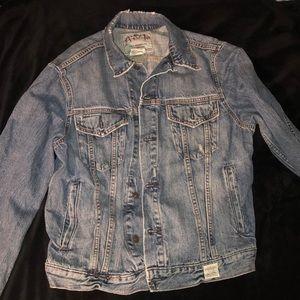 Vintage Abercrombie Denim Jacket